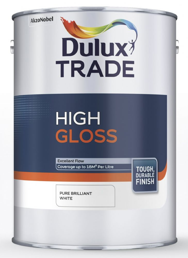 Dulux Trade High Gloss Custom Mixed Colours